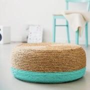 Jak si vyrobit taburet z pneumatiky