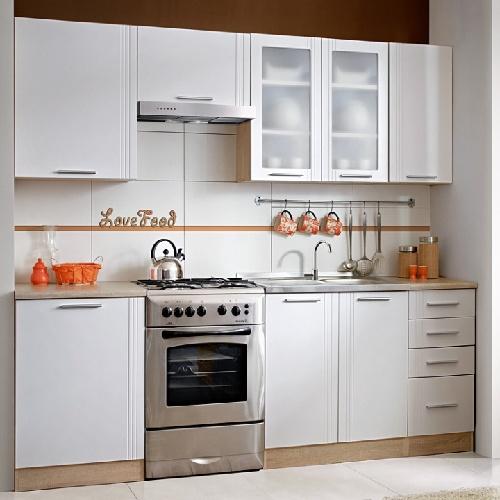 Kuchyně - Tempo Kondela - Monda 240 cm