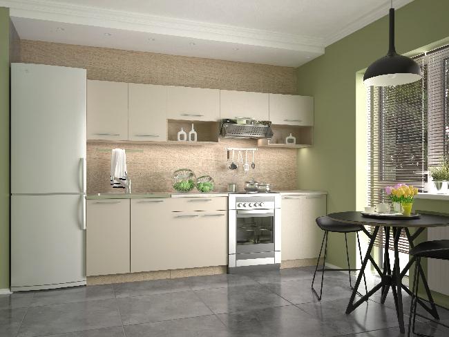 Kuchyně - Halmar - Viola 260 cm