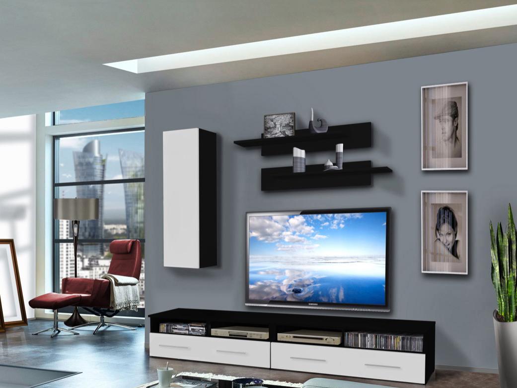 Obývací stěna - ASM - Clevo - 25 ZW CL A1