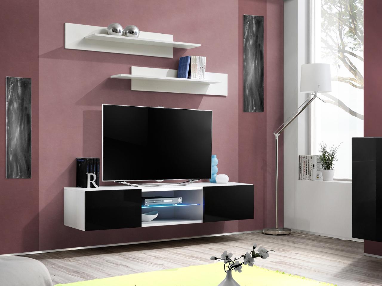 TV stolek/skříňka - ASM - Ferryhill - 25 WS FY 33