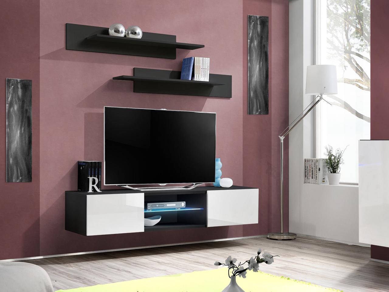 TV stolek/skříňka - ASM - Ferryhill - 25 ZW FY 33