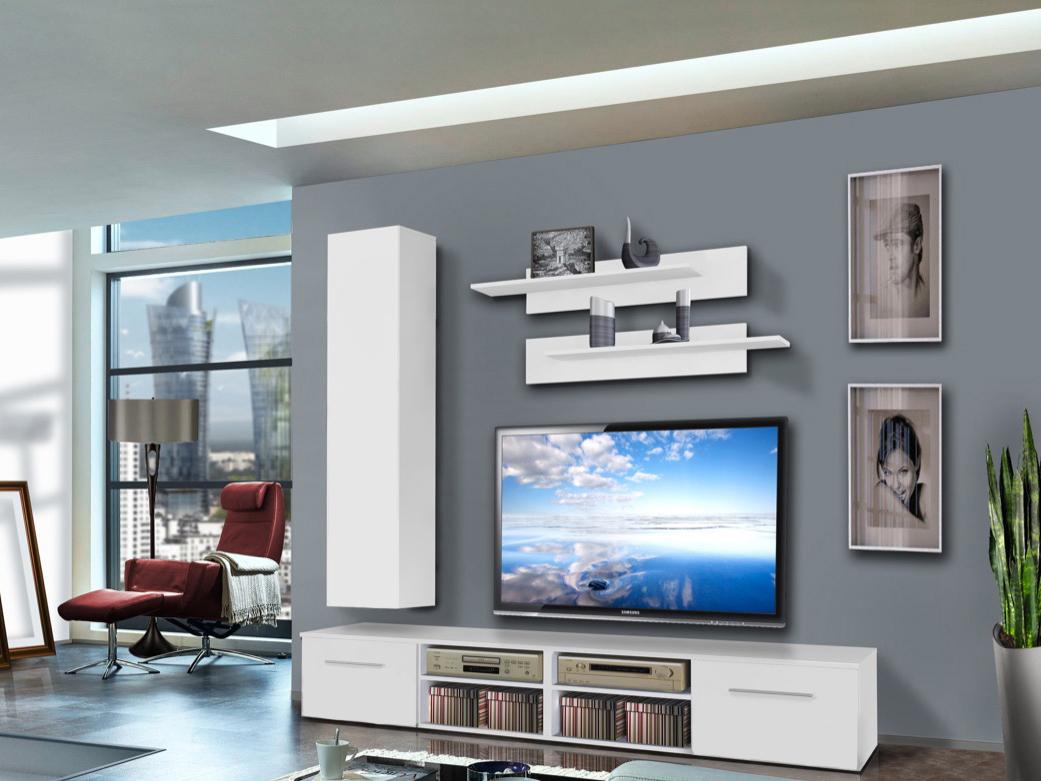 Obývací stěna - ASM - Invento - 25 WW IN D1