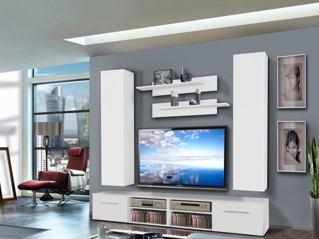 Obývací stěna - ASM - Invento - 25 WW IN D2