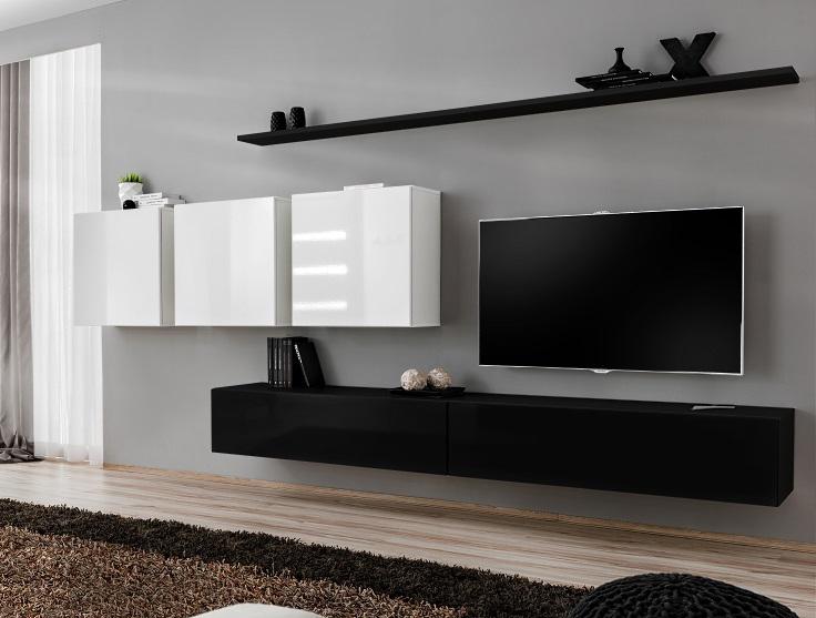 Obývací stěna - ASM - Switch VII - 26 ZW SW 7