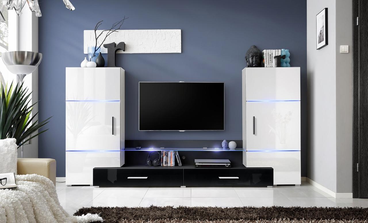 ob vac st na tower 24 ws tw s osv tlen m hezk n. Black Bedroom Furniture Sets. Home Design Ideas