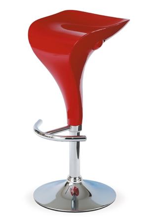 Barová židle - Artium - AUB-310B RED