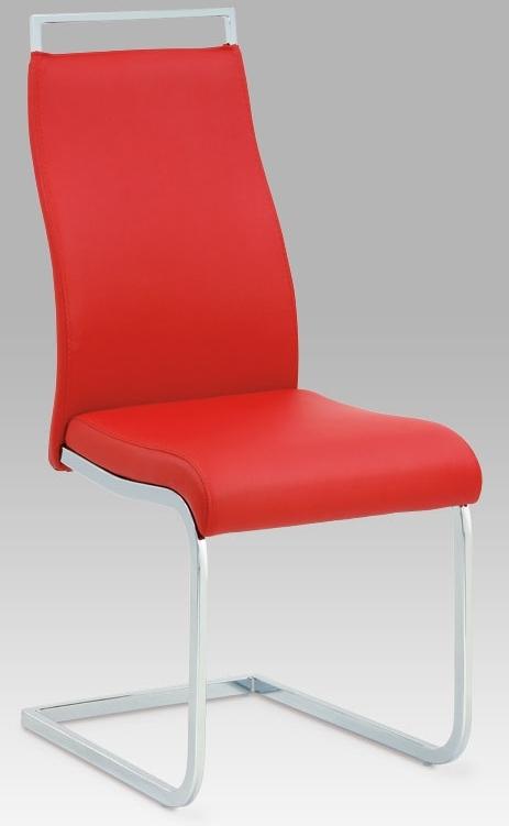 Jídelní židle - Artium - HC-649 RED