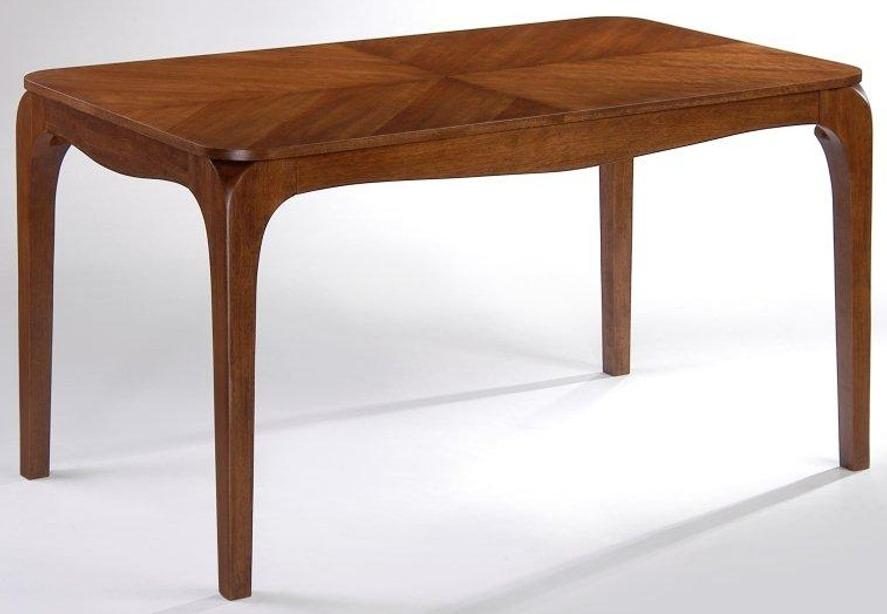 Jídelní stůl - Artium - ART-7034 WAL (pro 6 osob)