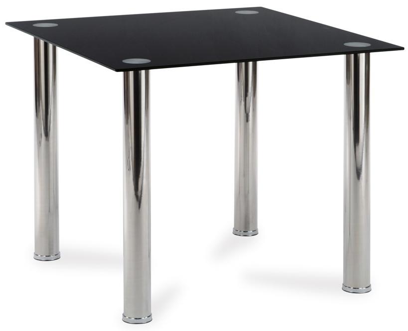 Jídelní stůl - Artium - AT-1014 BK (pro 4 osoby)