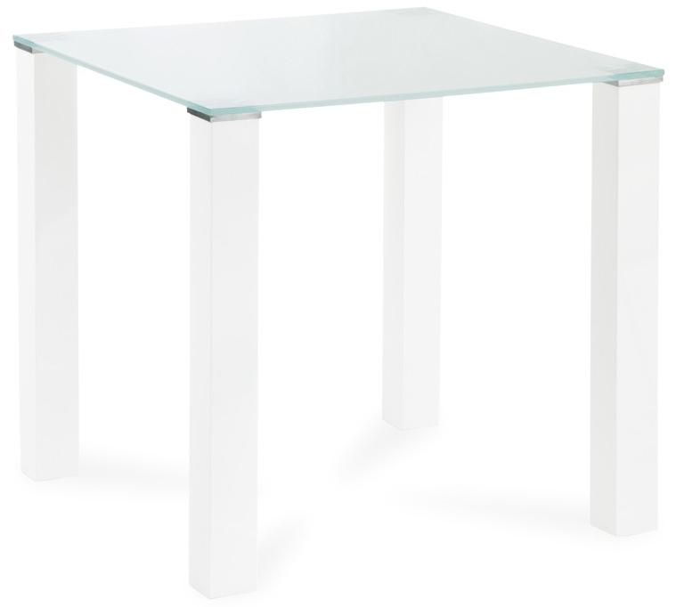 Jídelní stůl - Artium - AT-1066 WT (pro 4 osoby)