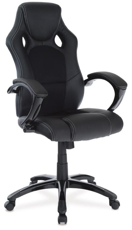 Kancelářské křeslo - Artium - KA-N157 BK