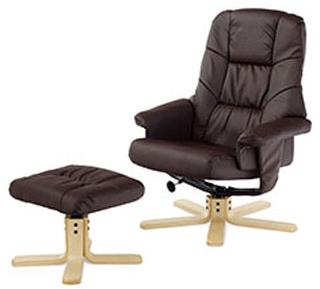 Relaxační křeslo - Artium - BT-660 BR