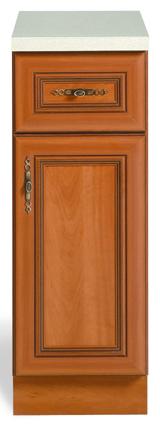 Spodní kuchyňská skříňka - Bog Fran - Delicja - D-17/DF-15 P