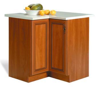 Spodní kuchyňská skříňka, rohová - Bog Fran - Delicja - D-25/DF-19 L