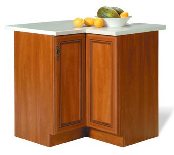 Spodní kuchyňská skříňka, rohová - Bog Fran - Delicja - D-25/DF-19 P