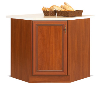 Spodní kuchyňská skříňka, rohová - Bog Fran - Delicja - D-30/DF-26 L