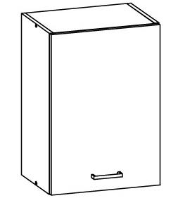 Horní kuchyňská skříňka - Bog Fran - Eliza - EZ1 G40