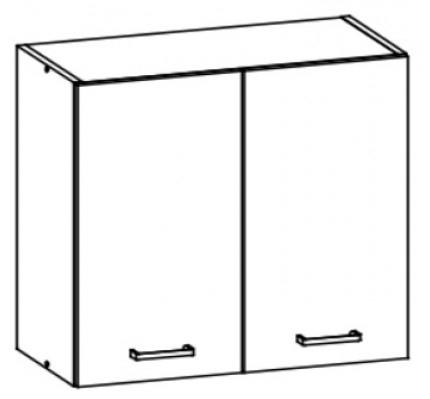 Horní kuchyňská skříňka - Bog Fran - Eliza - EZ3 G60