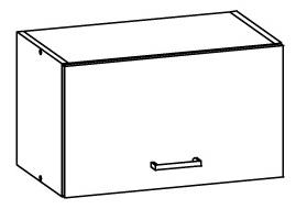 Horní kuchyňská skříňka nad digestoř - Bog Fran - Eliza - EZ8 G50