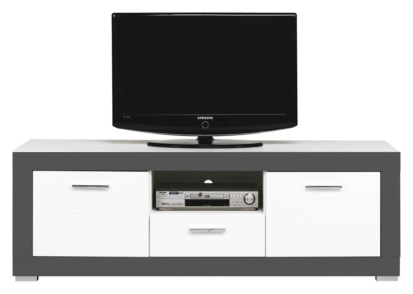 TV stolek/skříňka - Bog Fran - Gray - GR1