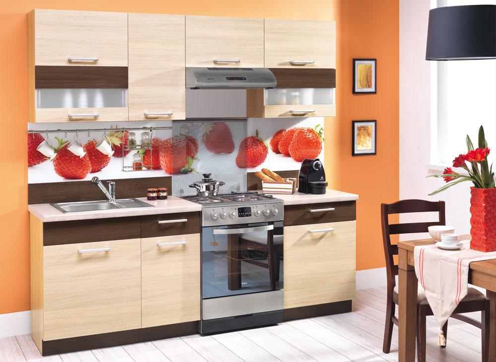 Kuchyně - Bog Fran - Modena 220 cm