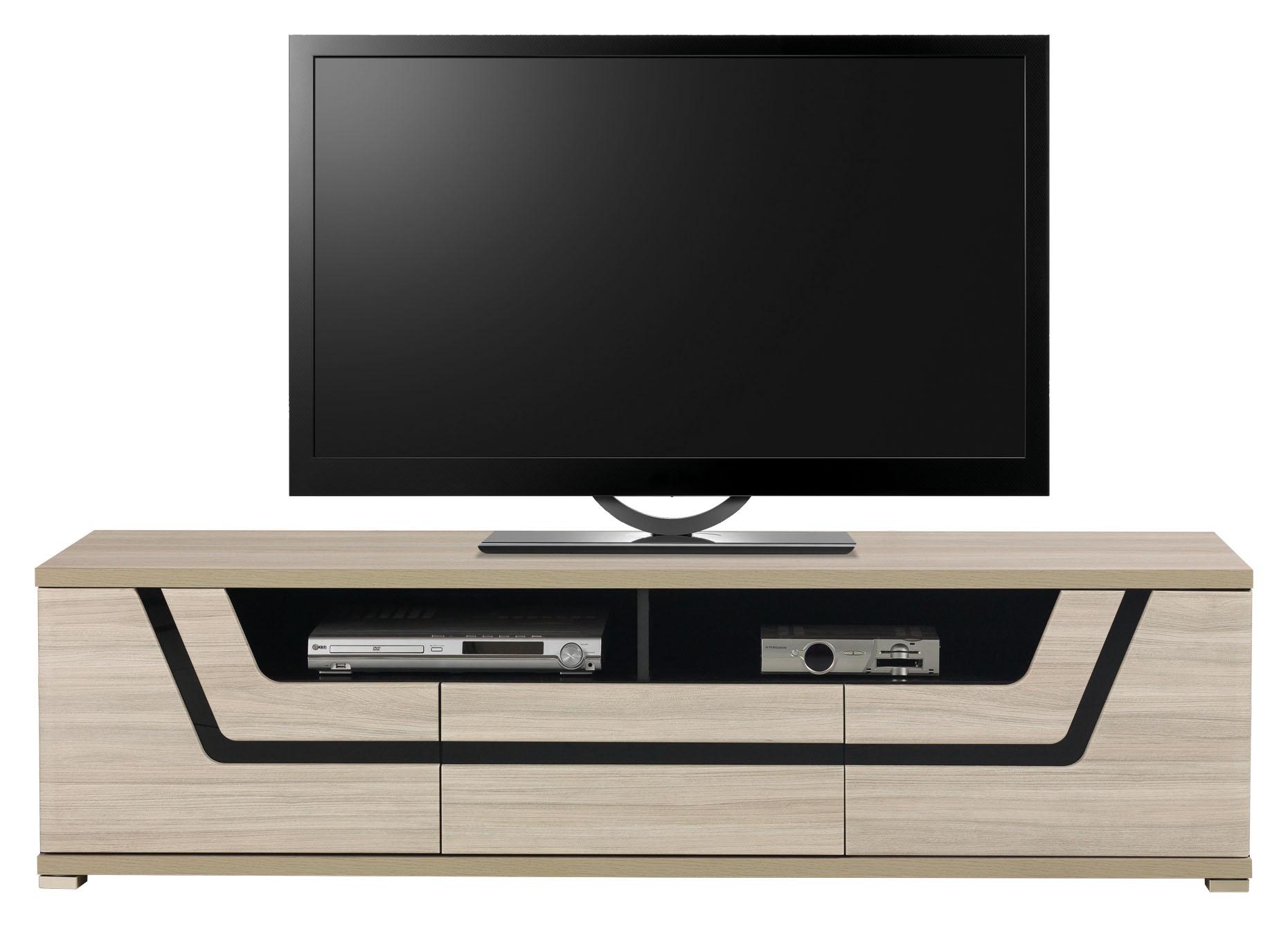 TV stolek/skříňka - Bog Fran - Tes - TS 1 (jilm matný)
