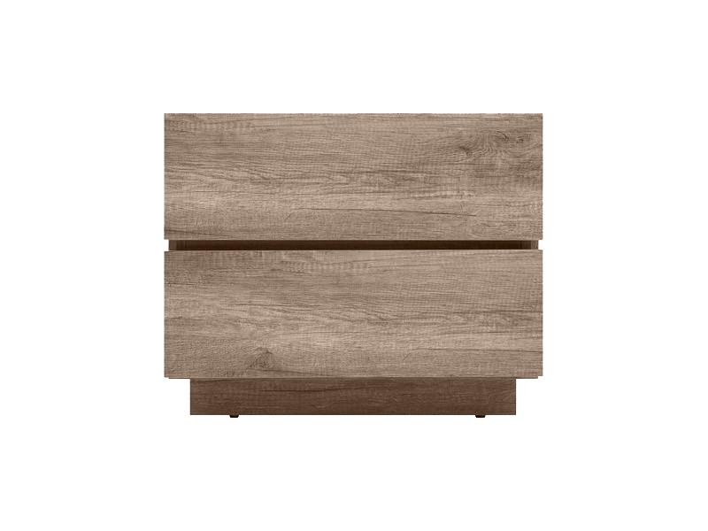 Noční stolek - BRW - Anticca - KOM2S