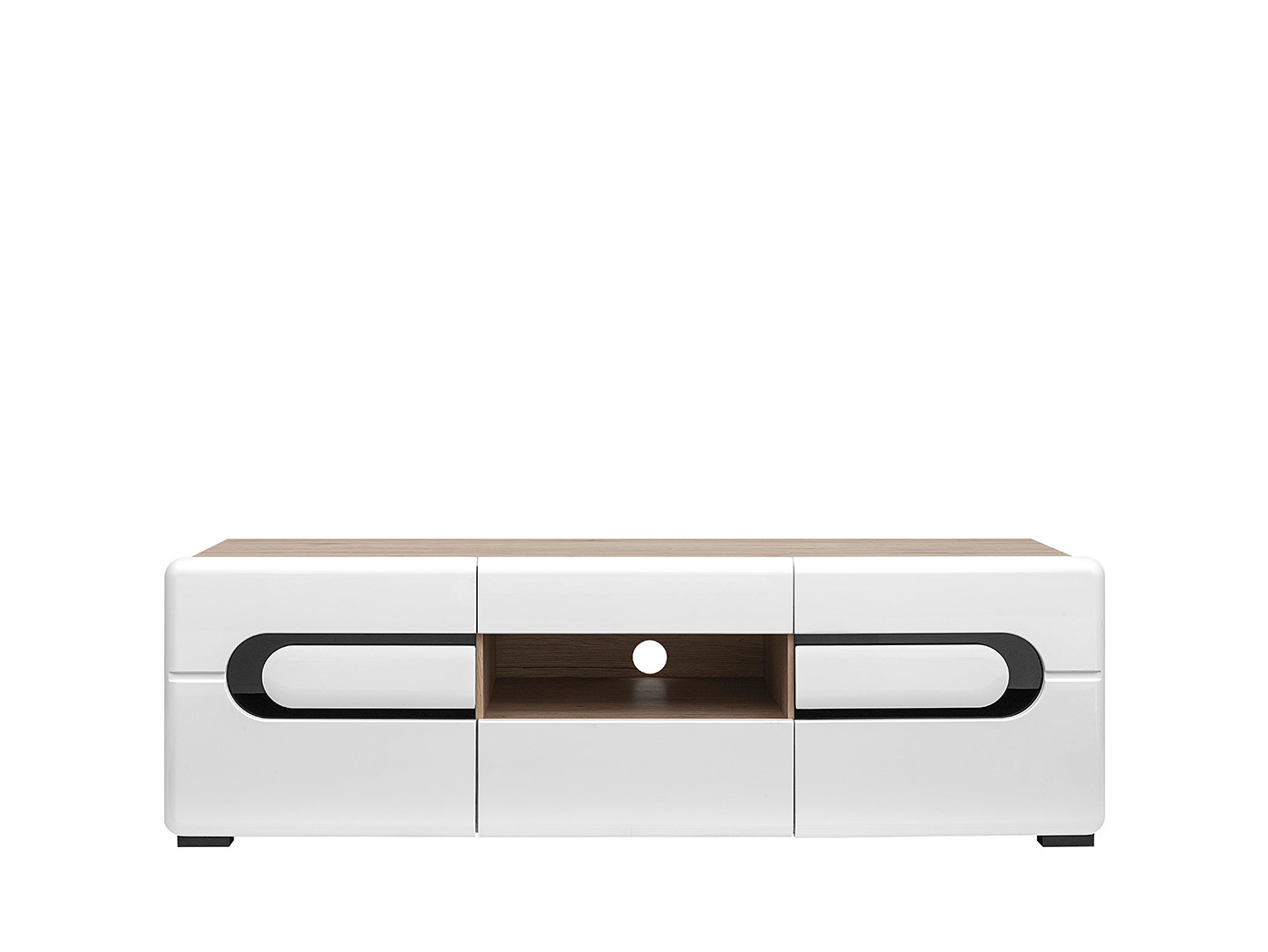 TV stolek/skříňka - BRW - Byron - RTV2D2S/5/15