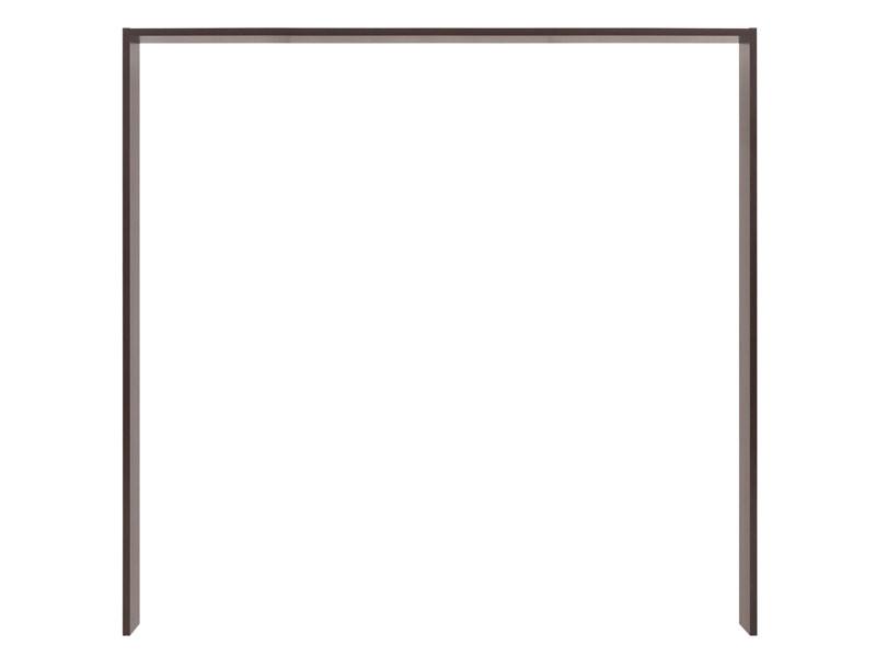 Krycí lišta šatní skříně - BRW - F29 alhambra