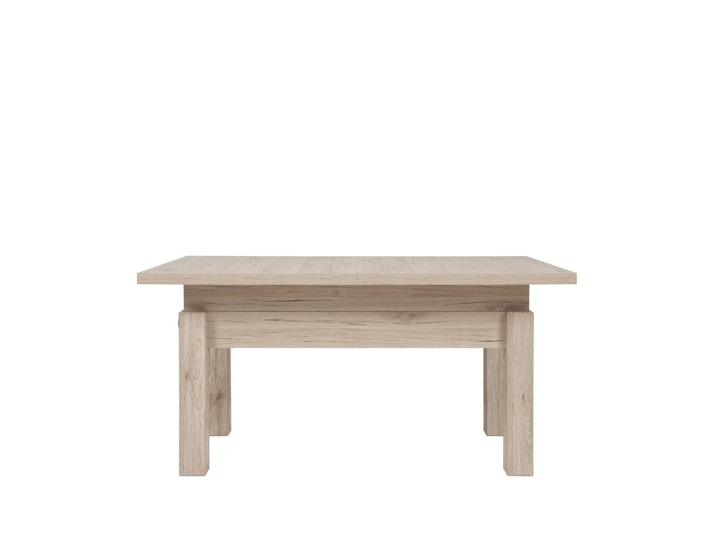 Konferenční stolek - BRW - Heze 3 (dub san remo světlý)