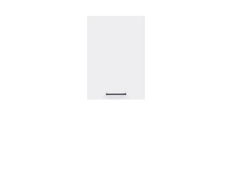 Horní kuchyňská skříňka - BRW - Junona line - G1D/40/57/LP (Lesk bílý)