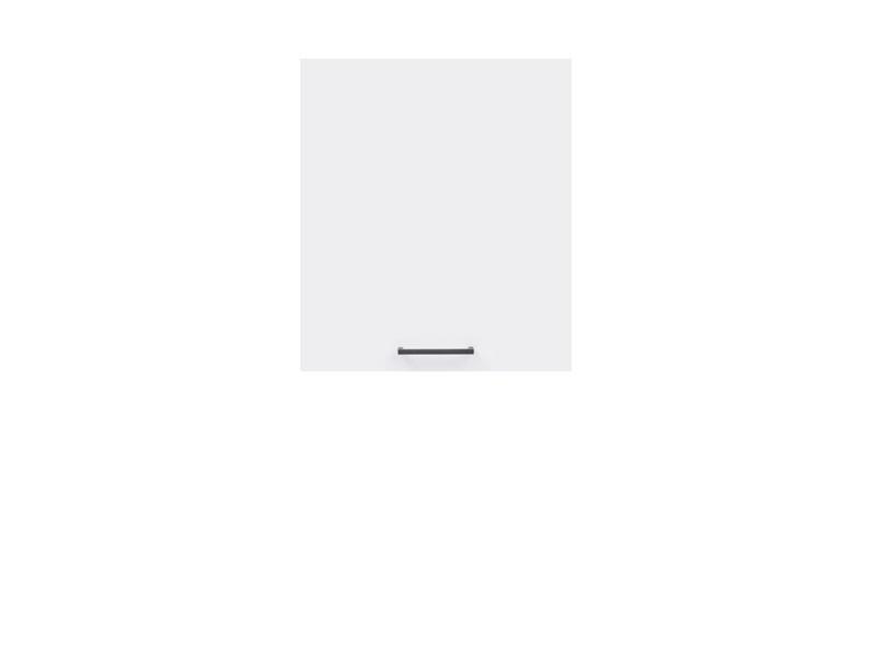 Horní kuchyňská skříňka - BRW - Junona line - G1D/50/57/LP (Lesk bílý)