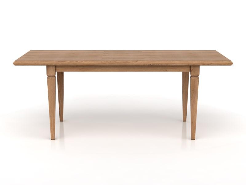Jídelní stůl - BRW - KENT - ESTO 160 (pro 6 až 8 osob) (Dub Amsterdam)