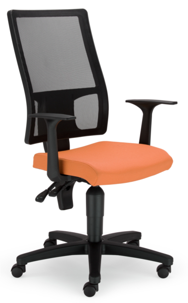 Kancelářská židle - BRW - Taktik Mesh ERGON TS 16 + GTP42BL