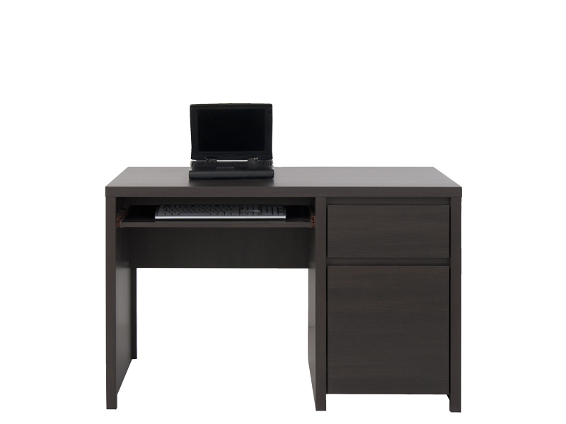 PC stolek - BRW - Kaspian - BIU1D1S/120 (Wenge)