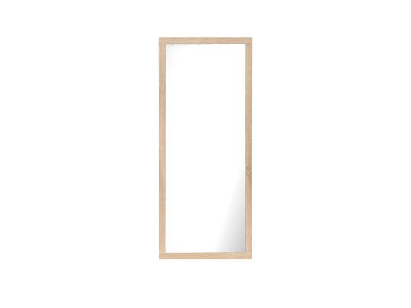 Zrcadlo - BRW - Kaspian - LUS/50 (Dub sonoma)