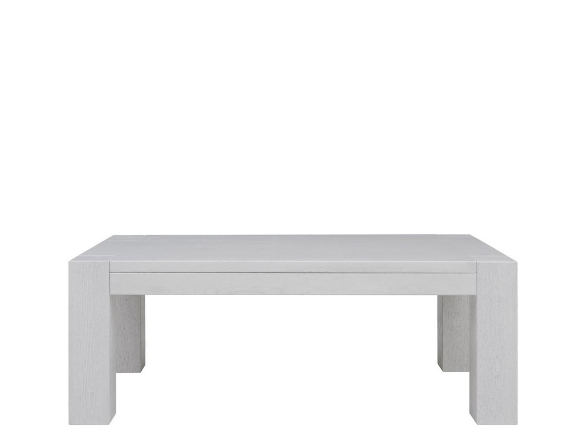 Konferenční stolek - BRW - Luton 130/75 dub bělený
