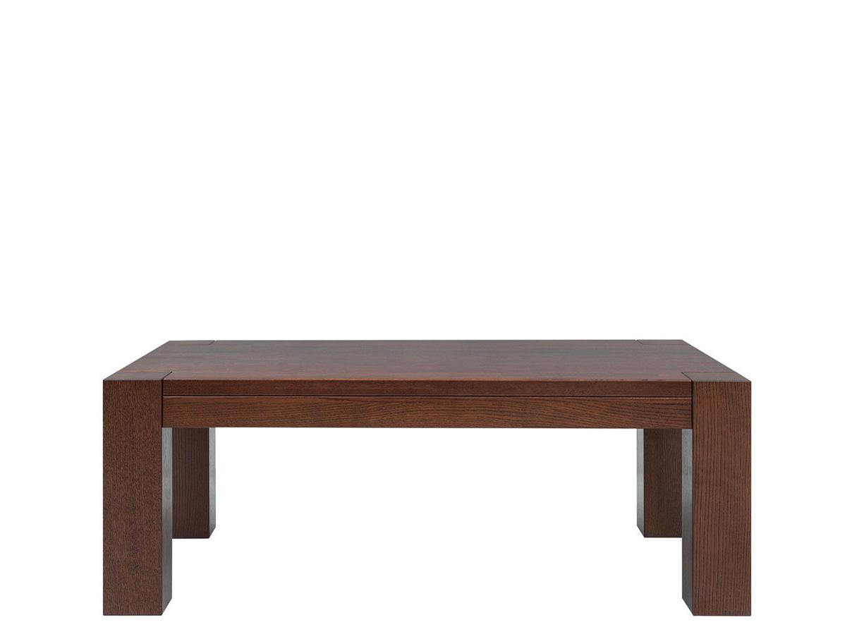 Konferenční stolek - BRW - Luton 130/75 dub mokka
