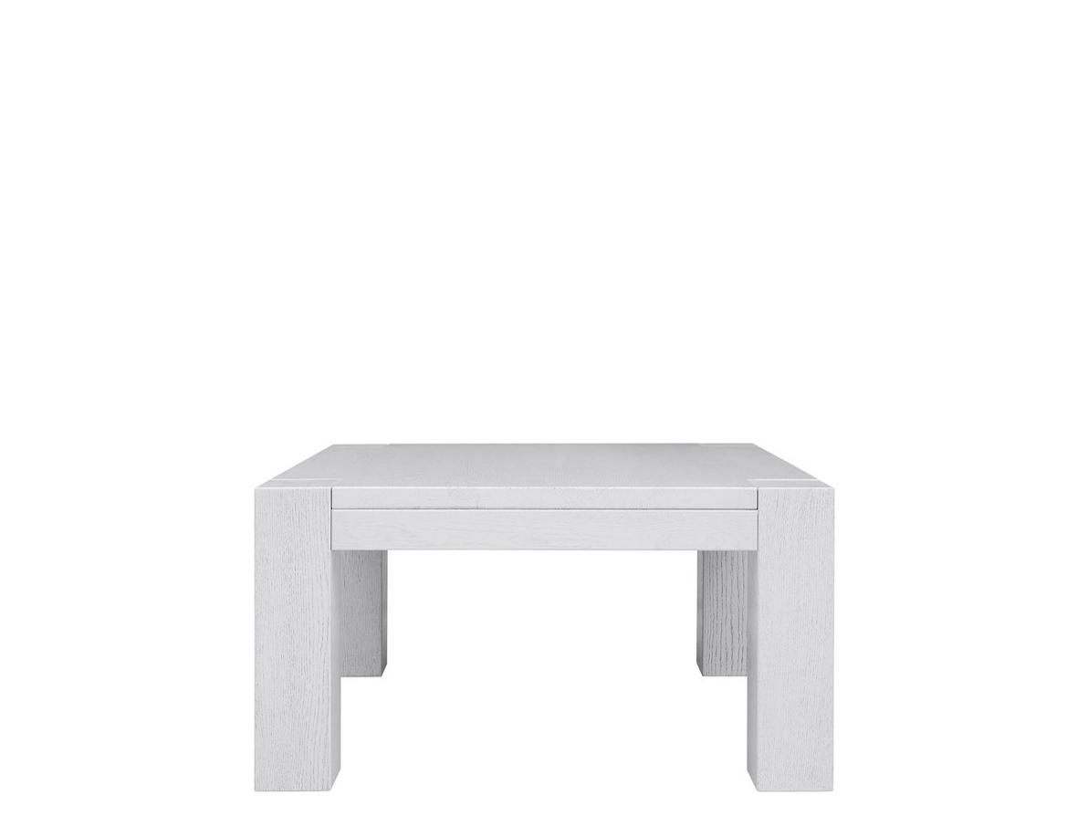 Konferenční stolek - BRW - Luton 90/90 dub bělený
