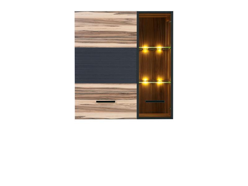 Vitrína na stěnu - BRW - Madox - SFW1W1D1110L