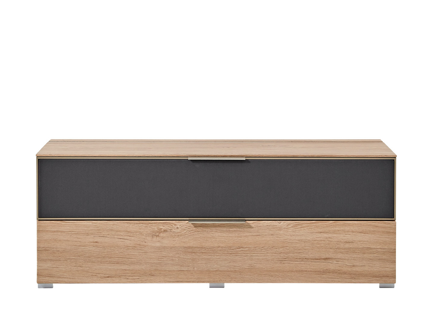 TV stolek/skříňka - BRW - Median - RTV1K1S/5/14
