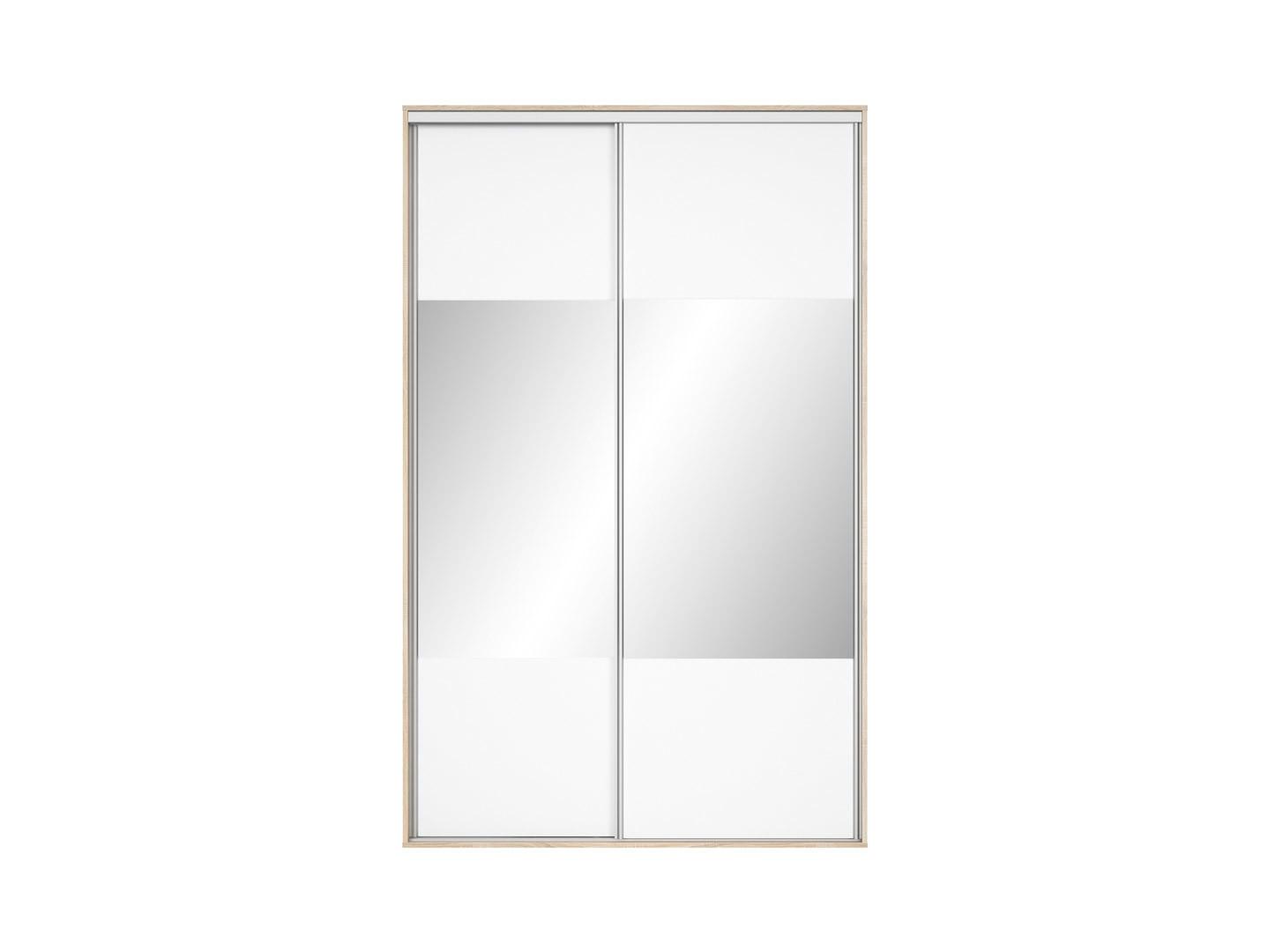 Šatní skříň - BRW - Nadir 180 (se zrcadlem)