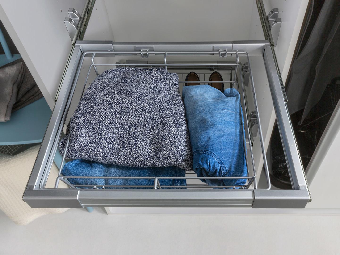 Koš na prádlo - BRW - Nadir