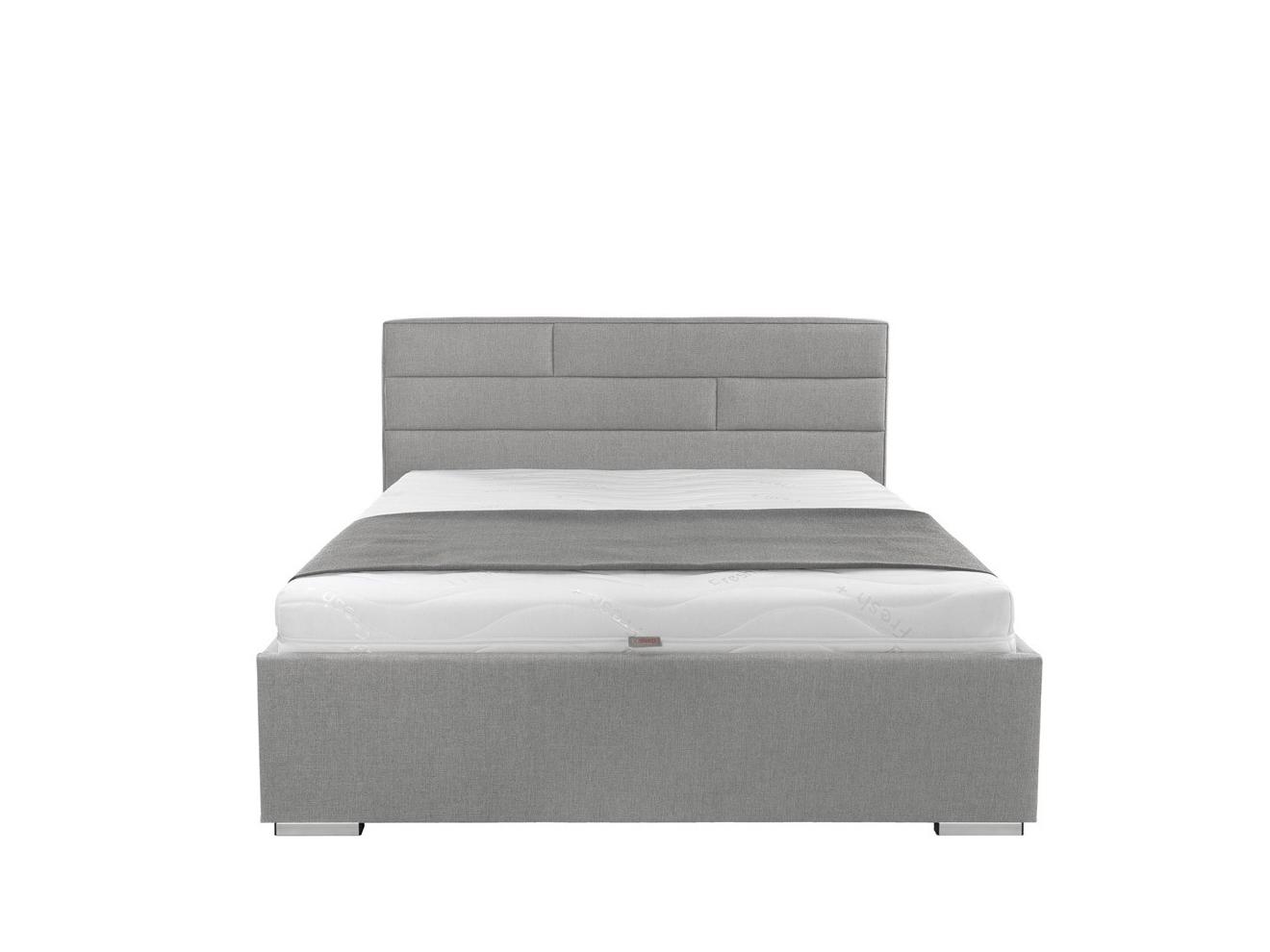Jednolůžková postel 120 cm - BRW - Kate Futon (šedá)