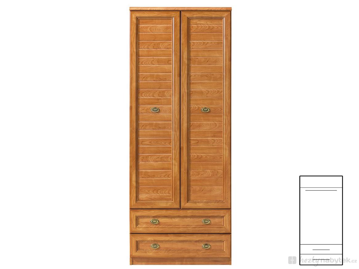 Šatní skříň - BRW - SEVILLA - SEVILLA szafa