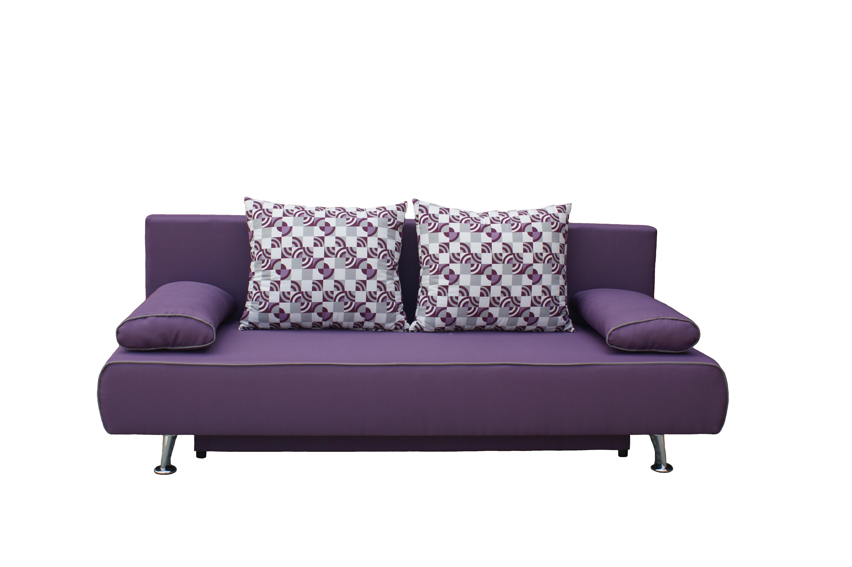 Pohovka - BRW - Kali Lux fialová