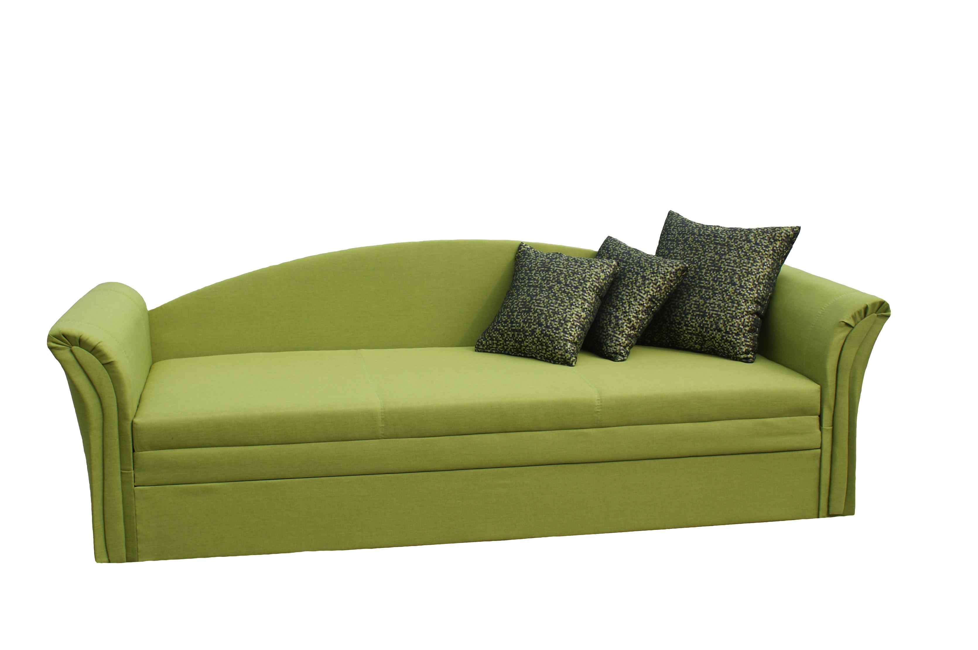 Pohovka - BRW - Patryk zelená