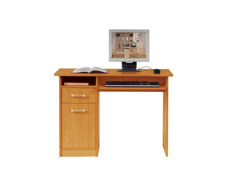 PC stolek - BRW - TIP TOP - TBIU 1D1S/100 (Olše medová)
