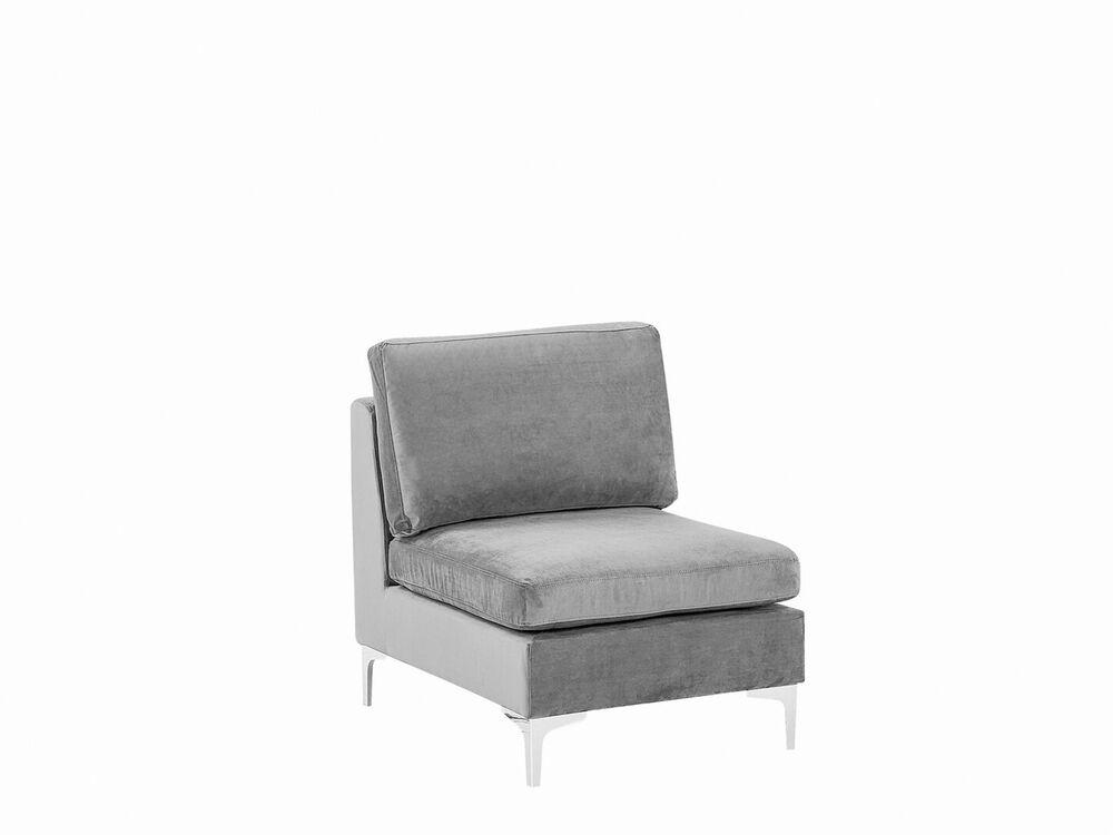 Modul rohové sedací soupravy - EVENA (šedá)